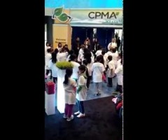 Freggie Children Program Flash Mob at 89th Convention & Trade Show