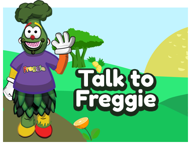 Talk to Freggie