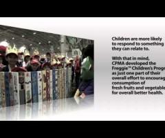 Freggie Children Program at the 88th Annual CPMA Convention and Trade Show