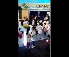 Freggie Children Program Flash Mob at 89th Convention & Trade Show
